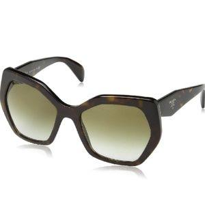Prada Octagon Sunglasses